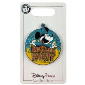 Disney Official - Mouse Party mickey pin 90th Anni